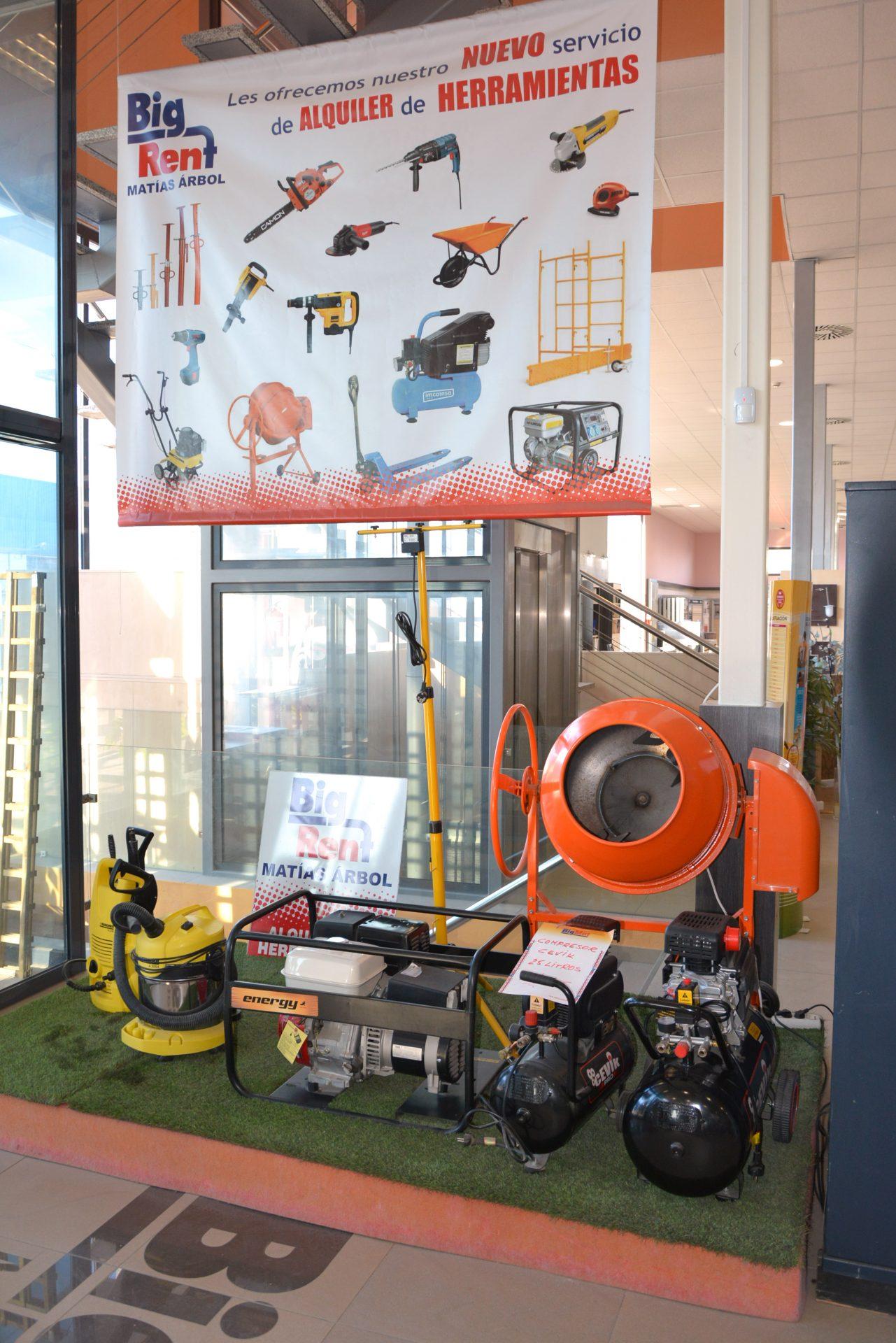 Alquiler de herramientas para construccion sevilla mat as rbol - Materiales de construccion sevilla ...