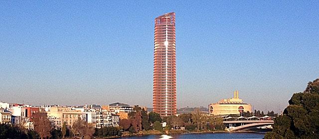 Torre-Pelli-desde-puente-de-Triana Proyectos
