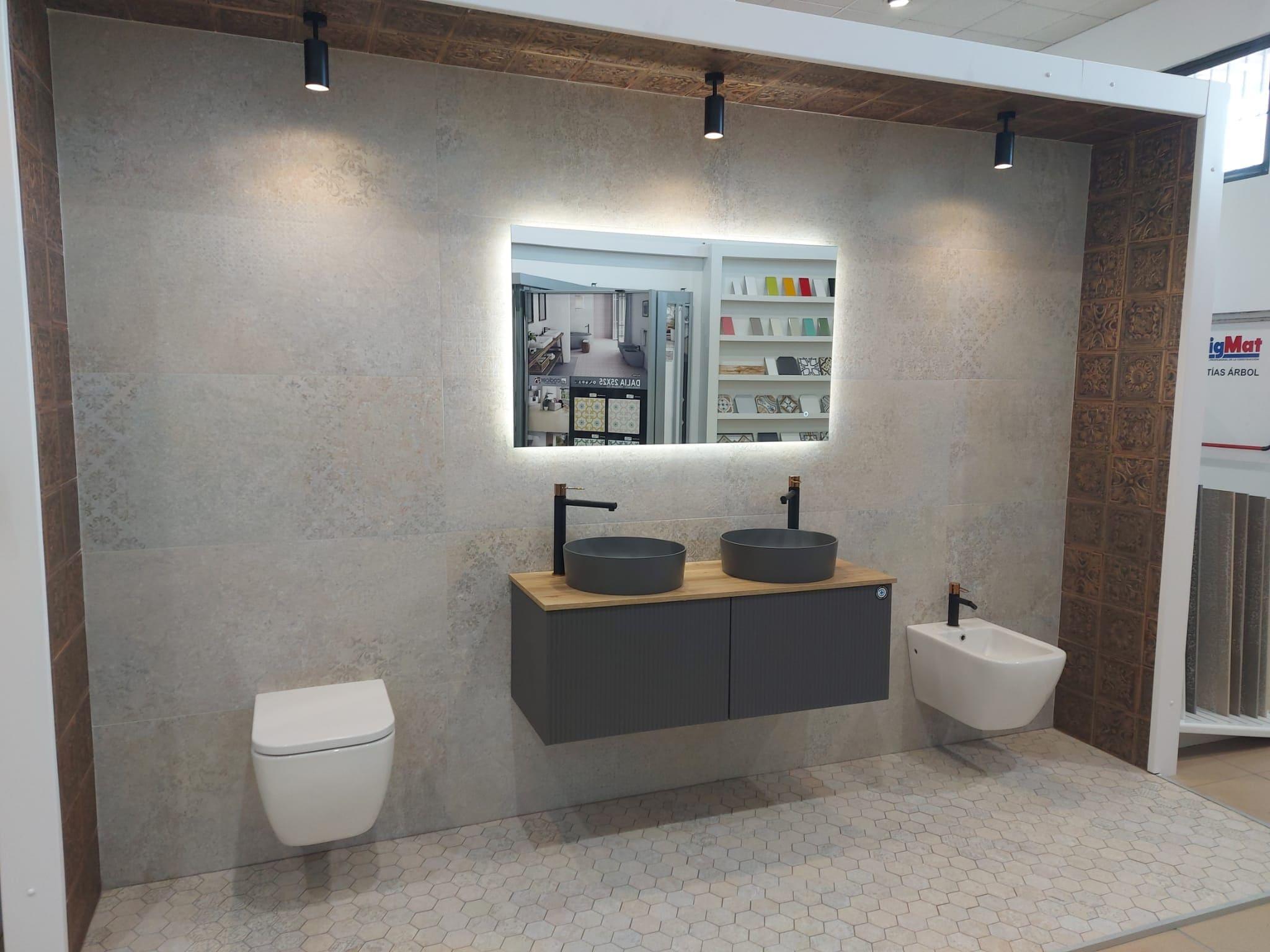 bano-ceramica-inodoro-bide Exposición Azulejos Cerámica y Baño